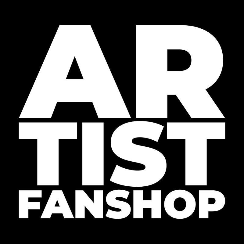 ARTIST FANSHOP logo vierkant  ZWART RGB