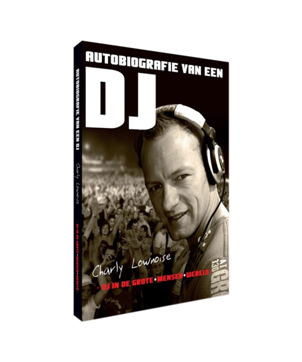 Autobiografie van een DJ